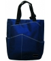 Maggie Mather Tote (Navy) - Tennis Totes
