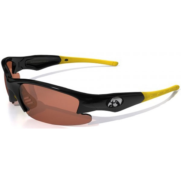 Maxx HD Dynasty Iowa Collegiate Sunglasses