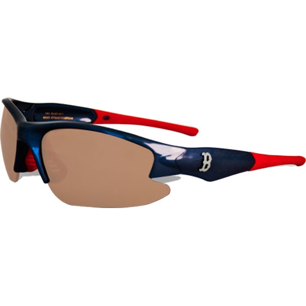 Maxx HD Dynasty MLB Sunglasses (Red Sox)