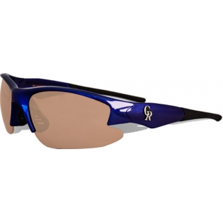 Maxx HD Dynasty MLB Sunglasses (Rockies)