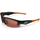 Maxx HD Dynasty Oklahoma Collegiate Sunglasses (Blk/ Org) - Maxx Tennis Accessories