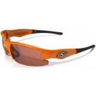 Maxx HD Dynasty Oklahoma Collegiate Sunglasses (Org/ Blk) - Sunglasses