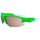 Maxx HD Phantom Sunglasses (Lime/ Wht) - Maxx Sunglasses
