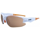 Maxx HD Phantom Sunglasses (Wht/ Org) - Tennis Accessory Types