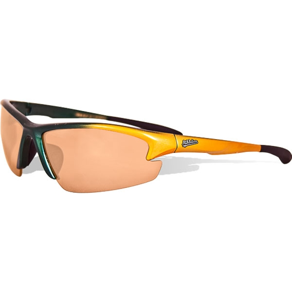 Maxx HD Scorpion MLB Sunglasses (Athletics)