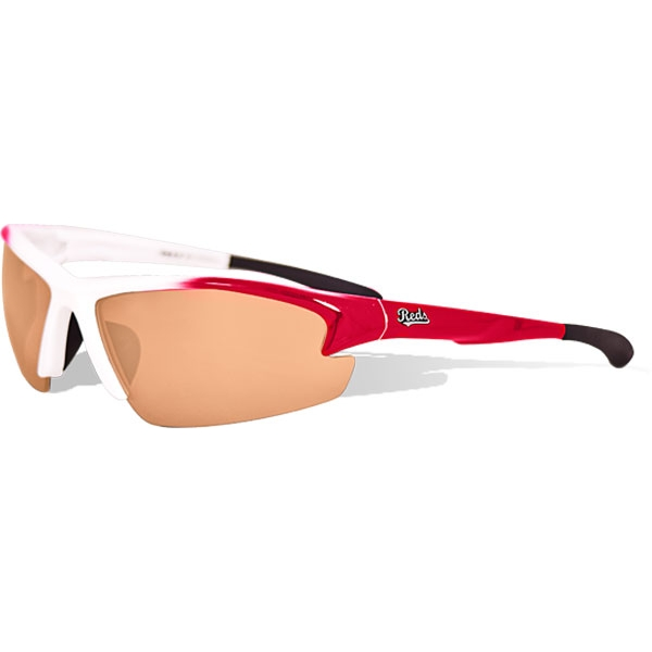 Maxx HD Scorpion MLB Sunglasses (Reds)