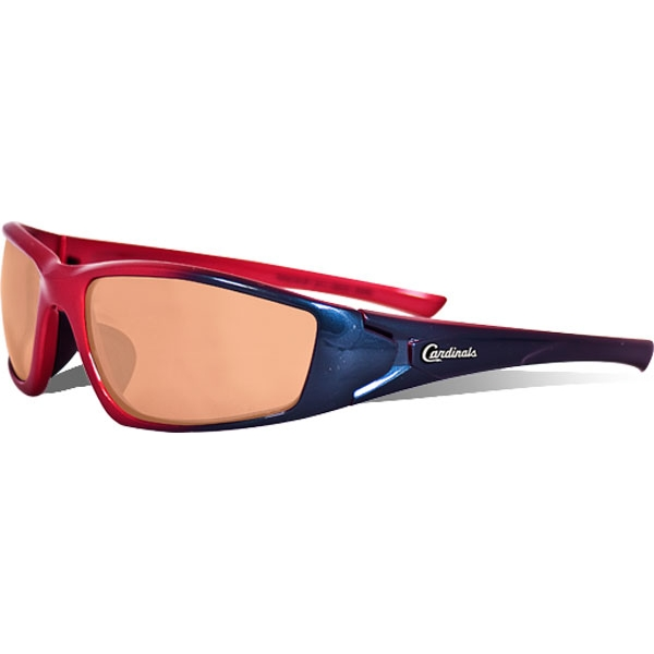 Maxx HD Viper MLB Sunglasses (Cardinals)