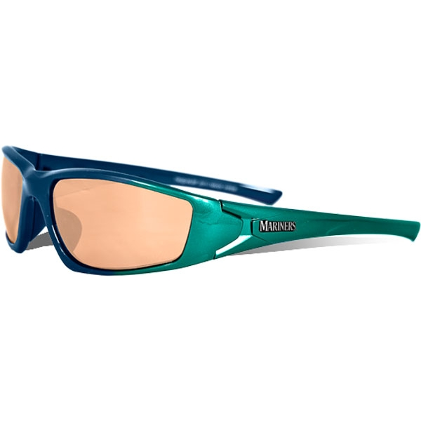 Maxx HD Viper MLB Sunglasses (Mariners)