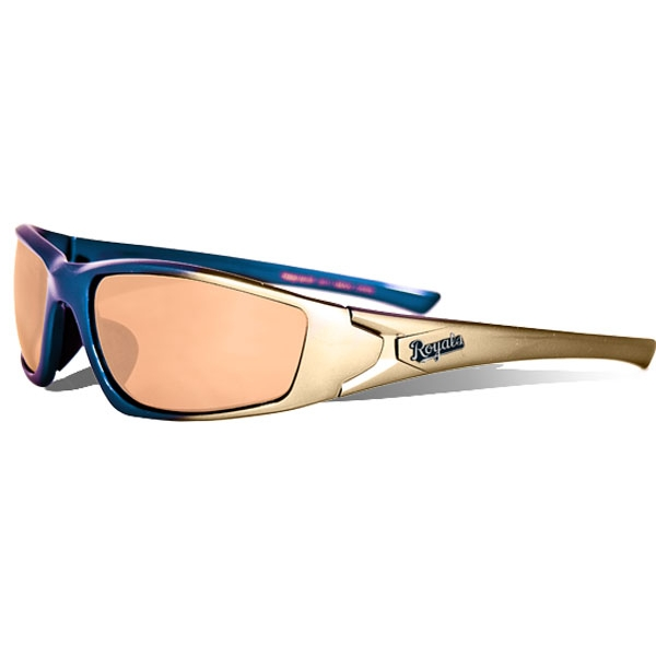 Maxx HD Viper MLB Sunglasses (Royals)