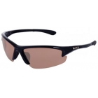 Maxx HD X-Ray 3 Polarized Sunglasses (Black) - Tennis Accessory Brands