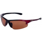 Maxx HD X-Ray 3 Polarized Sunglasses (Red) - Tennis Accessory Brands