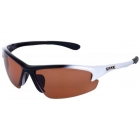 Maxx HD X-Ray 3 Polarized Sunglasses (White) - Tennis Accessory Brands