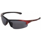 Maxx HD X-Ray 3 Smoke Sunglasses (Red) - Tennis Accessory Types