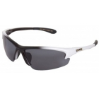 Maxx HD X-Ray 3 Smoke Sunglasses (White) - Tennis Accessory Brands