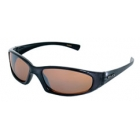 Maxx 3 Sport Sunglasses (Black) - Tennis Accessory Brands