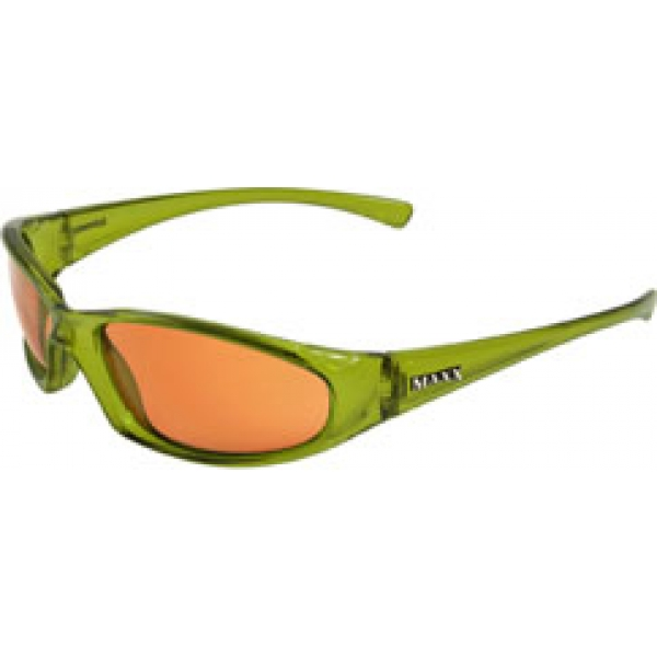 Maxx 3 Sport Sunglasses (Green)