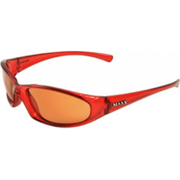 Maxx 3 Sport Sunglasses (Red)