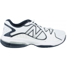 New Balance Men's MC786 (D) (White/ Navy) - Men's Tennis Shoes