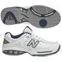 New Balance Men's MC806W (D) Shoes (Wht/ Nvy)