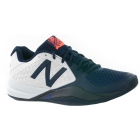 New Balance Men's MC996BW2 (D) Tennis Shoes (Black/White) - New Balance MC996/WC996 Tennis Shoes