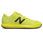 New Balance Men's MCH996S4 (2E) Tennis Shoes (Yellow/Black) - New Balance Tennis Shoes