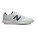 New Balance Women's WCH996W4 (B) Tennis Shoes (White/Grey) - Types of Tennis Shoes