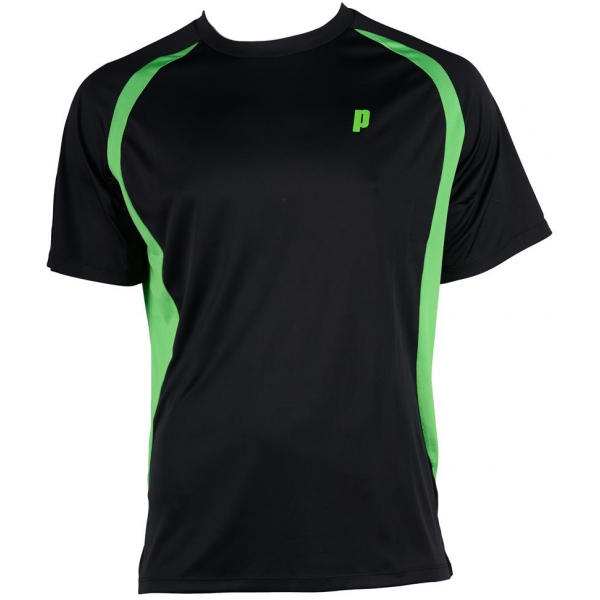 Prince Men's Crew (Black/Green)