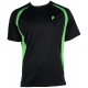 Prince Men's Crew (Black/Green) - Prince Tennis Apparel