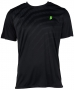 Prince Men's Graphic Crew (Black/Grey) - Prince Tennis Apparel