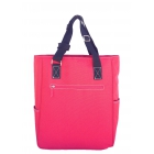 Maggie Mather Tote (Coral) - Tennis Totes