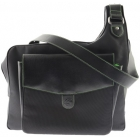 CortigliaSport Midnight Messenger Tennis Bag - Cortiglia