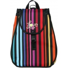 40 Love Courture Midnight Rainbow Maddie Backpack - Designer Tennis Bags