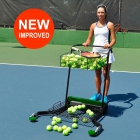 OnCourt OffCourt MultiMower - Tennis Teaching Carts & Ball Mowers