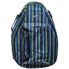 Jet Mod Stripes Knock Off Backpacks - Jet Bags