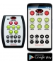 Lobster Android Remote Control Assembly and Elite Grand Remote - Lobster Tennis Ball Machines