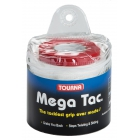 Tourna Mega Tac Overgrip 30 Pack - Grips Showcase