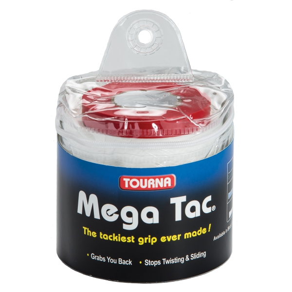 Tourna Mega Tac Overgrip 30 Pack