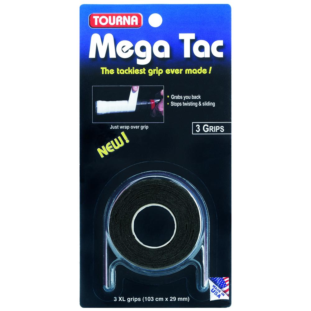 Tourna Mega Tac Overgrip (3 Pack)