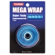 Tourna Mega Wrap Tennis Racquet Replacement Grip (Blue) - Tourna Tennis Racquet Replacement Grips