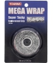 Tourna Mega Wrap Tennis Racquet Replacement Grip (Black) - Absorbent Replacement Grips