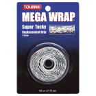 Tourna Mega Wrap Tennis Racquet Replacement Grip (Camo) - Absorbent Replacement Grips