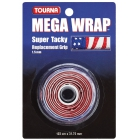 Tourna Mega Wrap Tennis Racquet Replacement Grip (USA) -