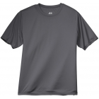 A4 Men's Performance Crew Shirt (Graphite) - Men's Tops T-Shirts & Crew Necks Tennis Apparel