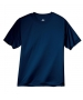 A4 Men's Performance Crew Shirt (Navy) - A4 Men's T-Shirts & Crew Necks Tennis Apparel
