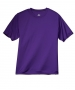 A4 Men's Performance Crew Shirt (Purple) - A4 Men's T-Shirts & Crew Necks Tennis Apparel