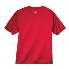 A4 Men's Performance Crew Shirt (Scarlet) - Men's Tops T-Shirts & Crew Necks Tennis Apparel
