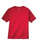 A4 Men's Performance Crew Shirt (Scarlet) - A4 Men's T-Shirts & Crew Necks Tennis Apparel