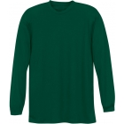 A4 Men's Performance Long Sleeve Crew (Forest) - A4 Tennis Apparel