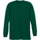 A4 Men's Performance Long Sleeve Crew (Forest) - A4