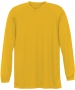 A4 Men's Performance Long Sleeve Crew (Gold) - A4